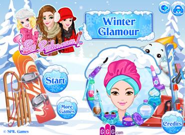 So Sakura: Winter Glamour - 4