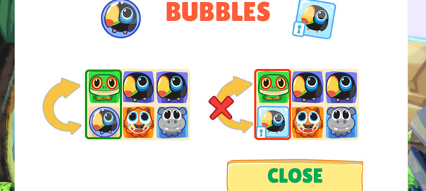 Animal Baby Bubbles - 3