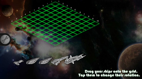 Intergalactic Battleships - 1