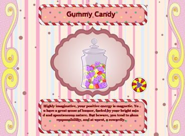 Candy Quiz - 3
