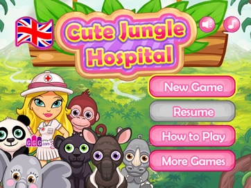 Cute Jungle Hospital - 59