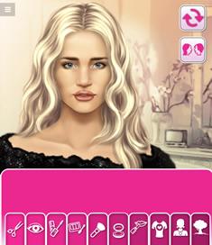 Rosie True Make Up - 1