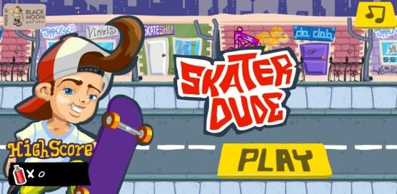 Skater Dude - 36