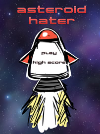 Asteroid Hater - 4