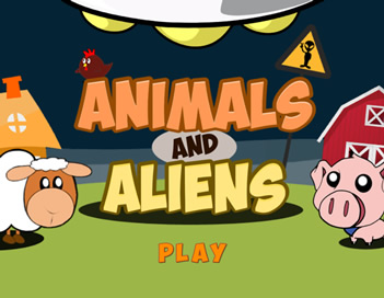 Animals and Aliens - 4