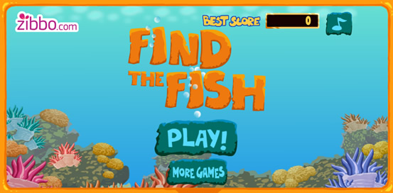 Find the Fish - 4