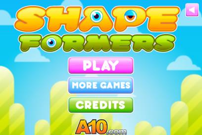 Shape Formers - 4