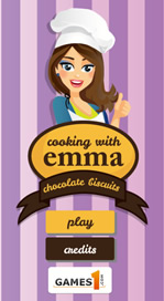Chocolate Biscuits: Cooking With Emma - 4