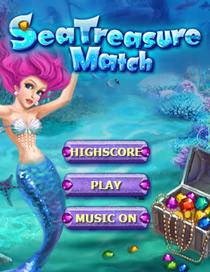 Sea Treasure Match - 4