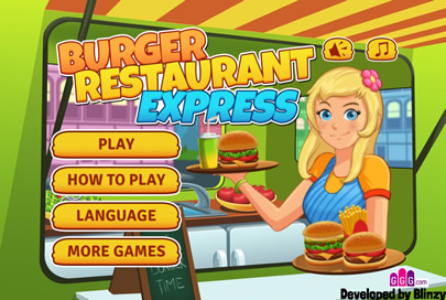 Burger Restaurant Express - 1