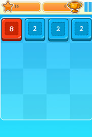 2048 Threes - 2