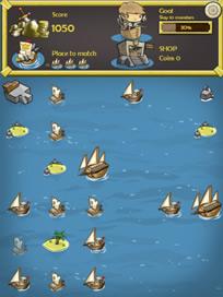 Ships & Monsters - 1