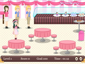 Princess Cupcake Shop - 2