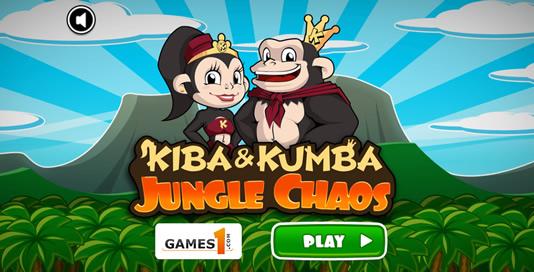 Kiba & Kumba: Jungle Chaos - 4