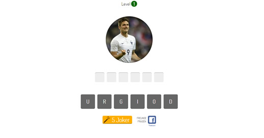 Football Players Quiz - 1