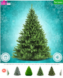 Decorate Your Christmas Tree - 1