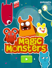 Magic Monsters - 4