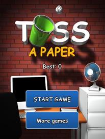 Toss a Paper - 4