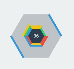 Hextris - 1