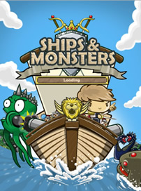 Ships & Monsters - 4