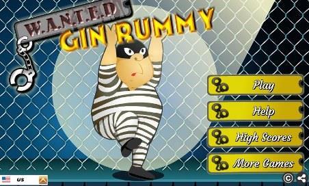 Gin Rummy - 1