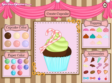 Princess Cupcake Shop - 3