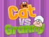 Cat vs Granny