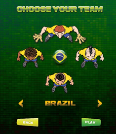 Brazil Cup 2014 - 1