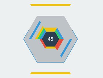 Hextris - 3
