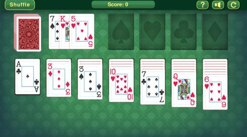Quick Play Klondike - 2