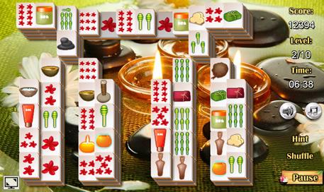 Mahjong Relax - 3