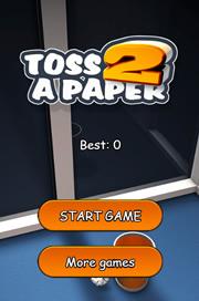 Toss a Paper 2 - 4