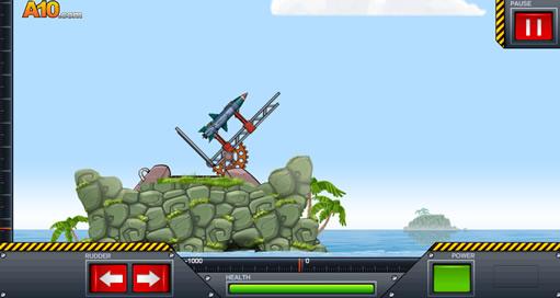 Missile Mania! - 2