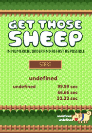 Get Those Sheep - 4