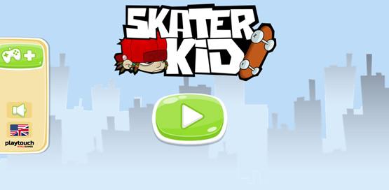 Skater kid - 4