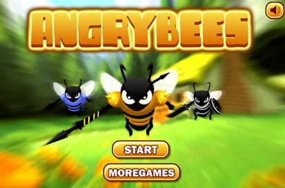 Angry Bees - 4