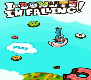 I Eat Donuts and I'm Falling! - 3