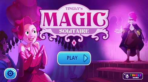 Tingly's Magic Solitaire - 1