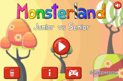Monsterland: Junior vs Senior - 1