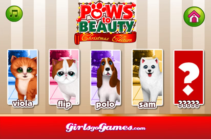 Paws to Beauty: Christmas Edition - 4