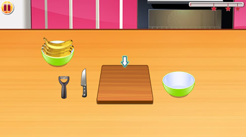 Sara's Cooking Class: Banana Split Pie - 3