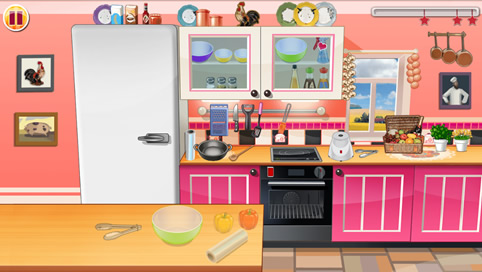 Sara's Cooking Class: Ratatouille Casserole - 16