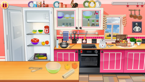 Sara's Cooking Class: Ratatouille Casserole - 3