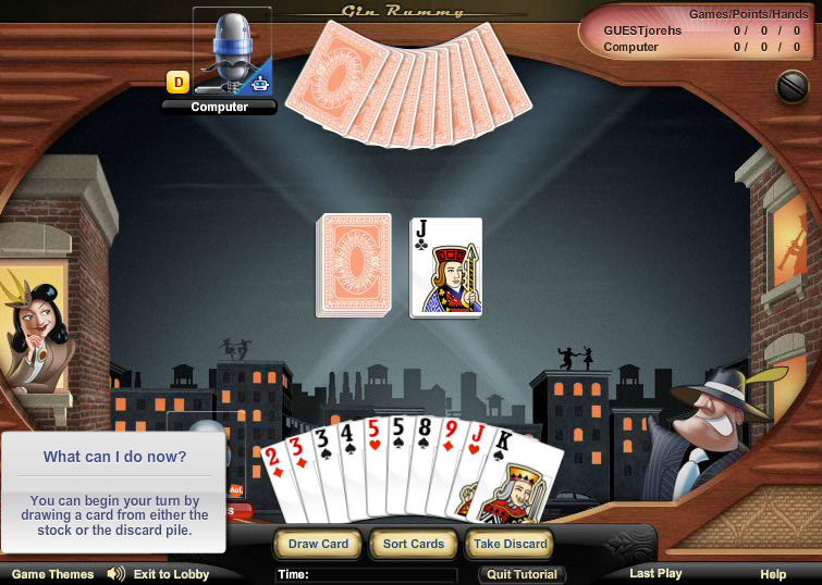 Buraco Cards Game - 6