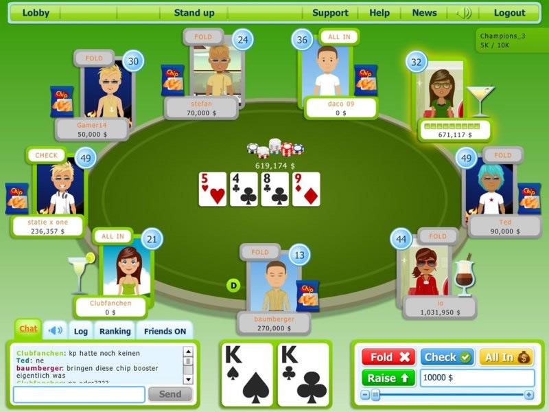 Poker multiplayer pc