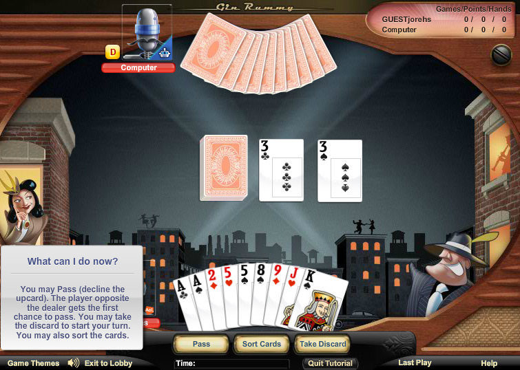 Buraco Cards Game - 2