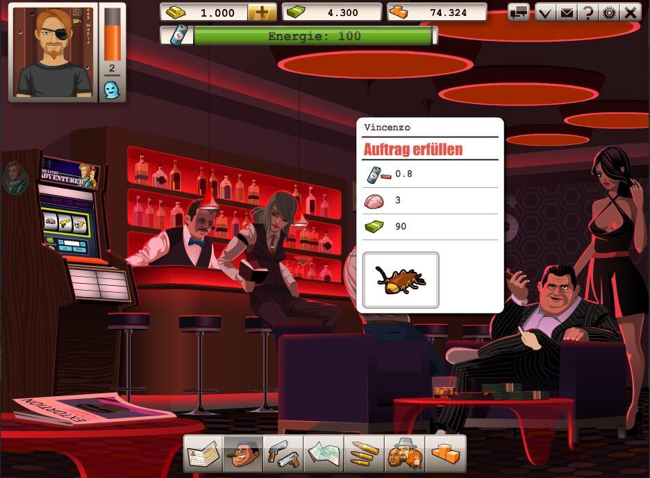 gangster games online