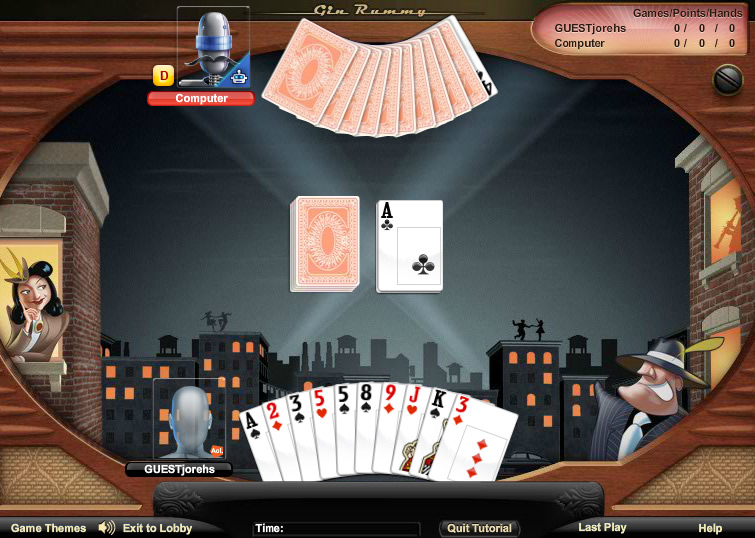 Buraco Cards Game - 3