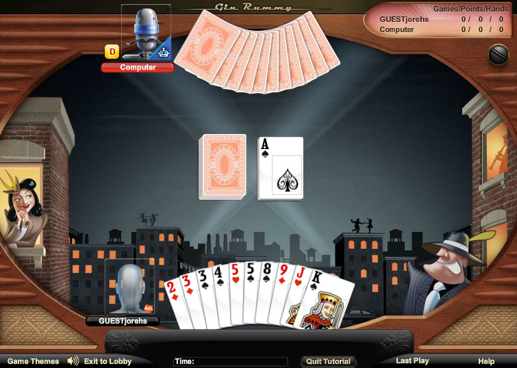 Buraco Cards Game - 5