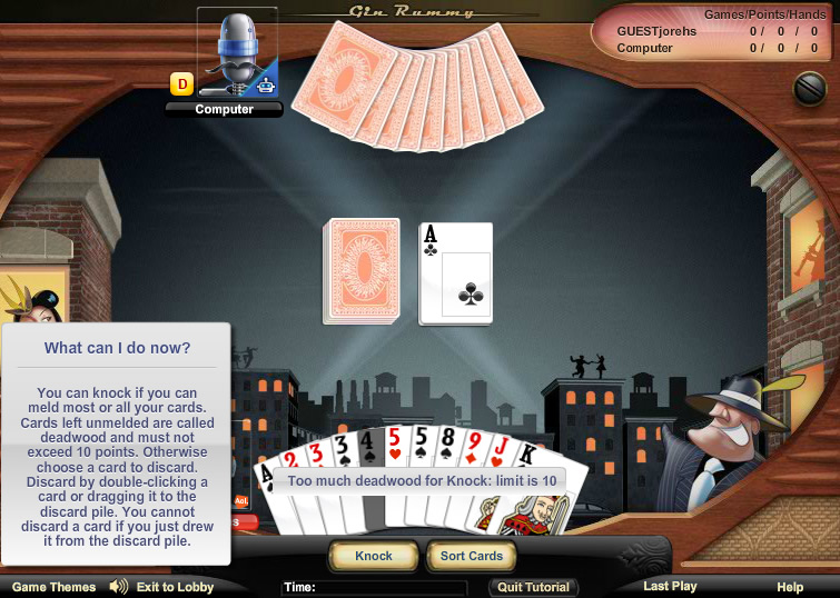 Buraco Cards Game - 4